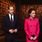 The Duke and Duchess of Cambridge tour NYC