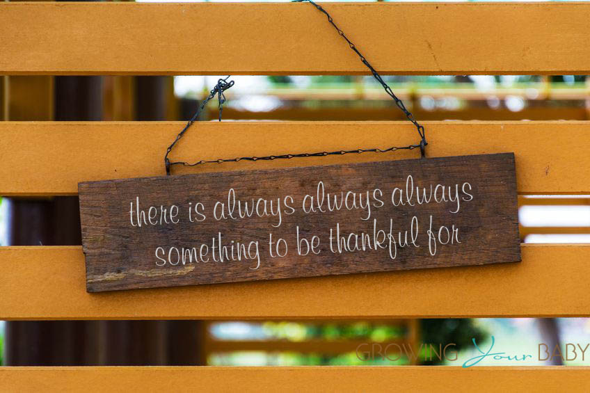 There is always thankful quote