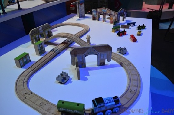 Thomas & Friends Wooden Railway Mix and Match set