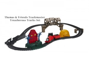 Thomas Trackmaster Treacherous Tracks (BHY58)