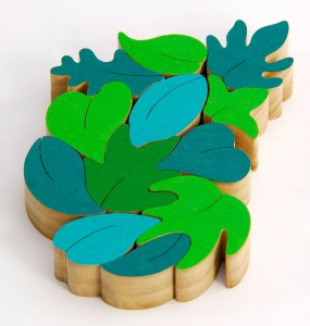 Tinocchio wooden puzzle toy