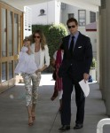 Tom Brady and Gisele Bundchen Baptize their baby Vivian