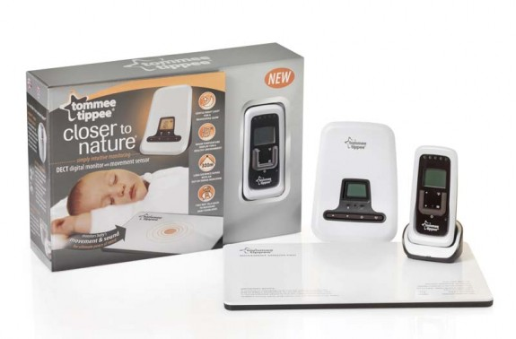 Tommee Tippee Closer to nature Baby monitor set - model 1082S