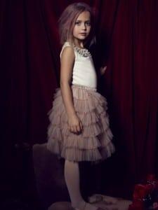 Tutu Du Monde ss14 Eva Top and Arabesque skirt