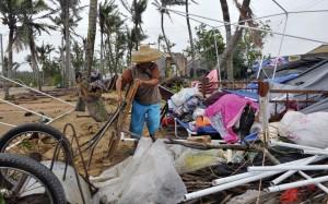 Typhoon Kalmaegi china