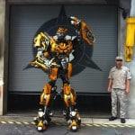 Universal Studios - Bumblebee