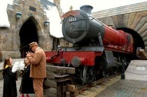 Universal Studios - Hogwarts Express