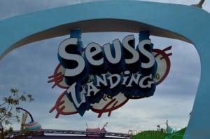 Universal Studios - Seuss Landing
