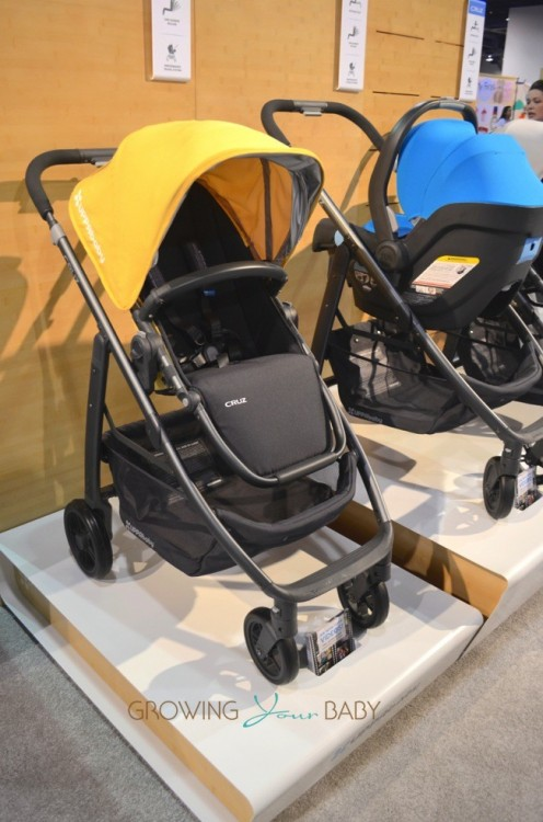 Uppababy 2014 Cruz stroller with seat:Mesa