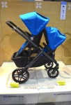 Uppababy 2014 Vista double stroller - 2 toddler seats