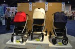 Uppababy 2014 Vista:Cruz bassinet