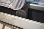 Uppababy 2014 Vista:Cruz bassinet on the stand
