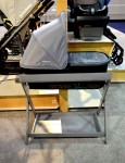 Uppababy 2014 Vista:Cruz bassinet with stand