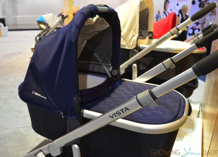 Uppababy 2014 Vista Cruz Bassinet Growing Your Baby