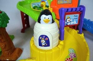 VTECH Go Go Smart Animals Zoo Explorers - penguin