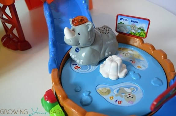 VTECH Go Go Smart Animals Zoo Explorers - water tank