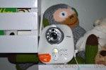 VTech Safe & Sound Monitor - camera