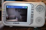VTech Safe & Sound Monitor screen