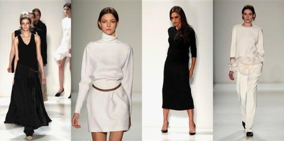 Victoria Beckham NYFW 2014