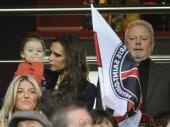 David Beckham's PSG farewell