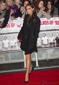 Victoria Beckham  at Class of 92