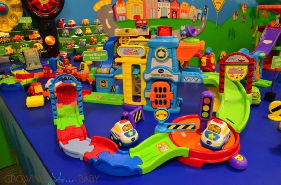 Vtech Go Go Smart Car Police station