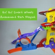 Vtech's Go! Go! Smart Wheels Amazement Park Playset