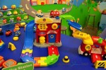 Vtech Go Go Smart Wheels Fire Command Rescue Center