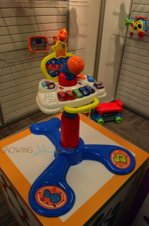 Vtech Stand & Learn Singing Center