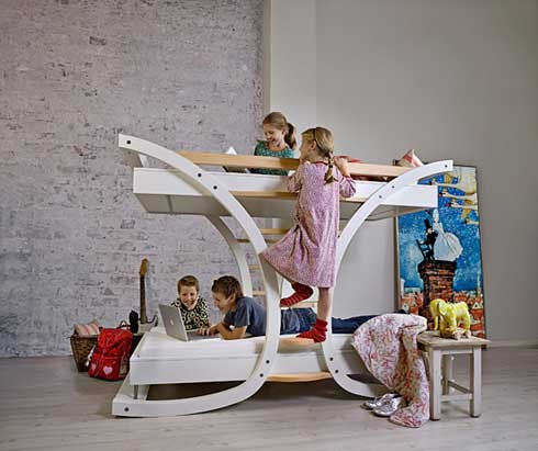Wave 2 Bed