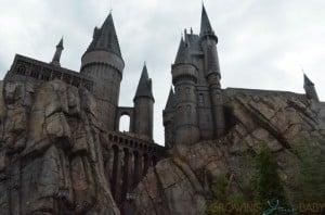 Wizarding World Of Harry Potter - Hogwarts castle