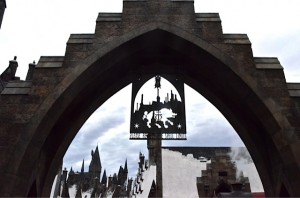 Wizarding World Of Harry Potter entrance - Universal Studios Orlando