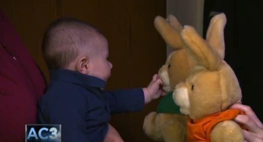 Yale Infant development study