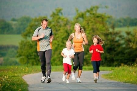 British Study: Active Moms Have Active Children : Growing Your Baby