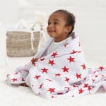 aden + anais (RED) Special Edition classic dream blanket