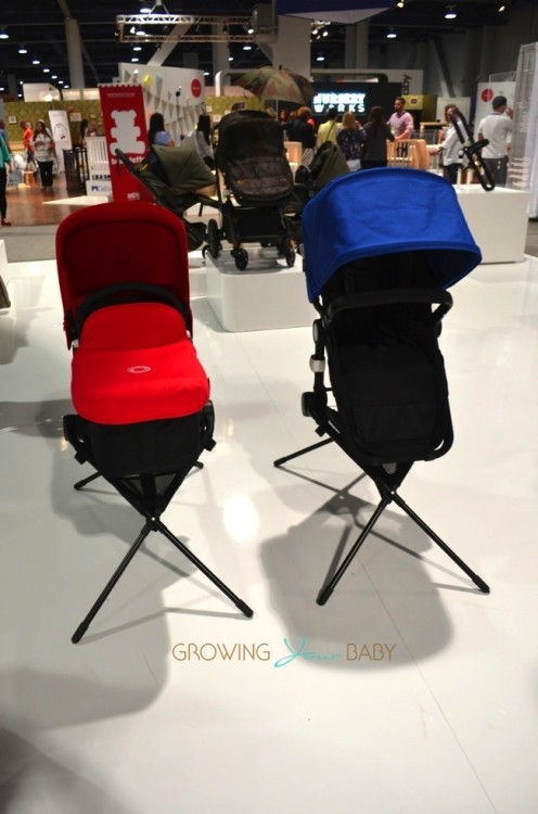 bugaboo 2015 bassinet:stroller seat stand