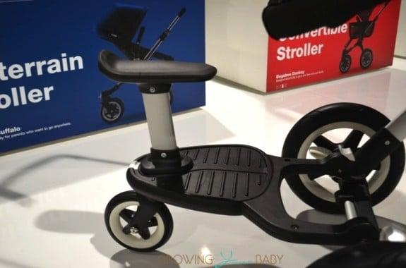 bugaboo comfort stand wheeled board