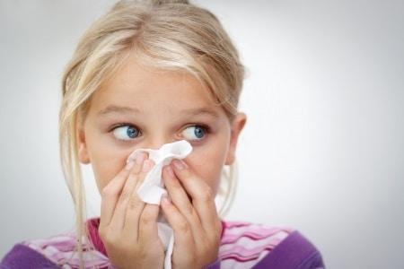 child allergies
