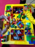 creating at the Disney Junior and DUPLO Magic of Play Tour