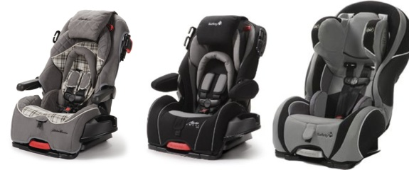 dorel label recall car seats