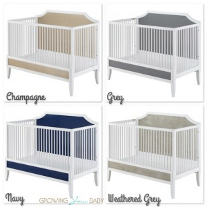 ducduc for Nod Verona Crib Collection