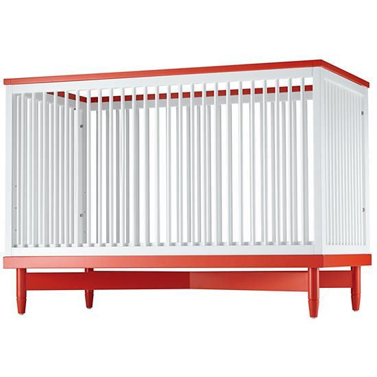 ducduc for nod Oslo Orange Crib