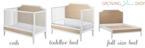 Ducduc Verona Convertible Crib Growing Your Baby