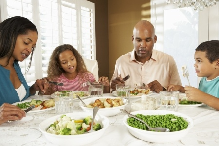 family meal