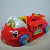 Featured Review & Giveaway ~ Fisher-Price Smart Stages Crawl Around Car {VIDEO}