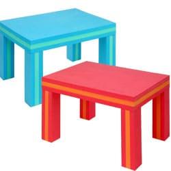 foam+table