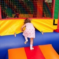Second Bounce House Flies Away In Two Weeks, Two Children Injured