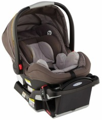 GRACO Expands Car Seat Recall To Include 1.9 Million Infant Car Seats