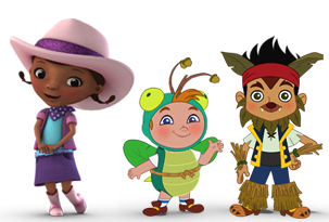 halloween Disney Junior