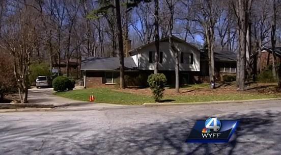 home of Pamela Clark Wood